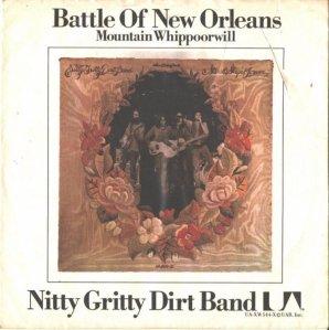 NITTY GRITTY DIRT BAND - UA 544 A