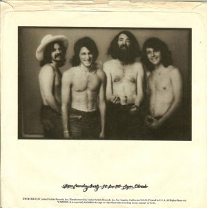 NITTY GRITTY DIRT BAND - UA 544 B