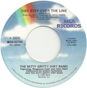 NITTY GRITTY - MCA 53795 A