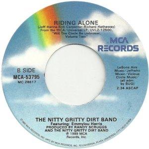 NITTY GRITTY - MCA 53795 B