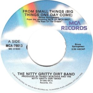 NITTY GRITTY - MCA 79013 A