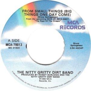 NITTY GRITTY - MCA 79013 A