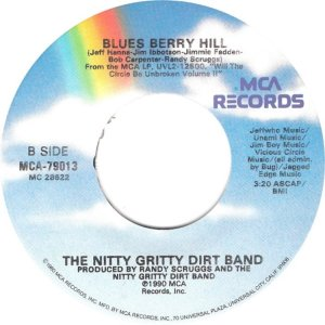 NITTY GRITTY - MCA 79013 B