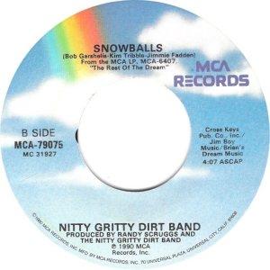 NITTY GRITTY - MCA 79075 B