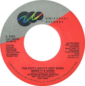 NITTY GRITTY - UNIVERSAL 66023 A