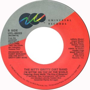 NITTY GRITTY - UNIVERSAL 66023 B