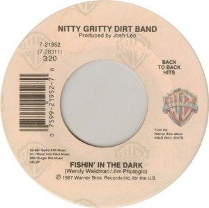 NITTY GRITTY - WARNER BROS 21952 A