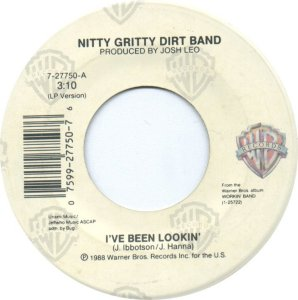 NITTY GRITTY - WARNER BROS 27750 A