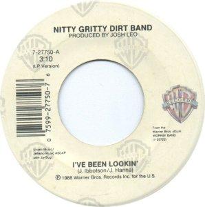 NITTY GRITTY - WARNER BROS 27750 A
