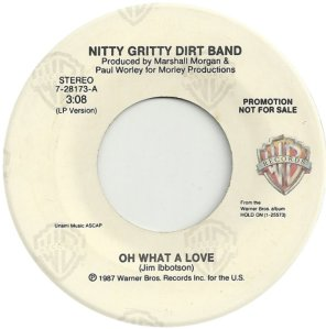 NITTY GRITTY - WARNER BROS 28173 A