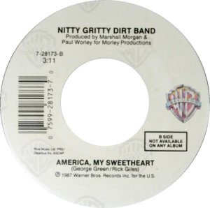 NITTY GRITTY - WARNER BROS 28173 E