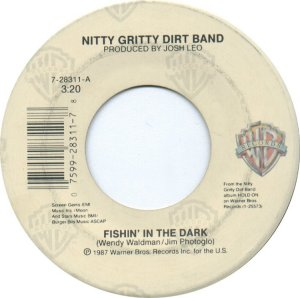 NITTY GRITTY - WARNER BROS 28311 A