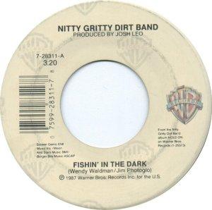 NITTY GRITTY - WARNER BROS 28311 A