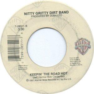 NITTY GRITTY - WARNER BROS 28311 B