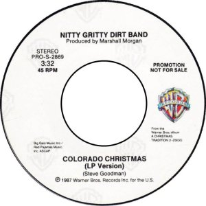 NITTY GRITTY - WARNER BROS 2869 B