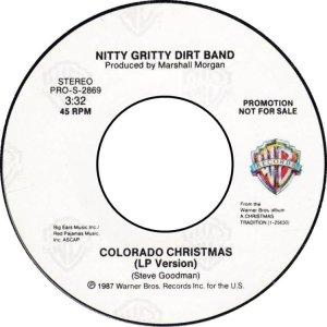 NITTY GRITTY - WARNER BROS 2869 B