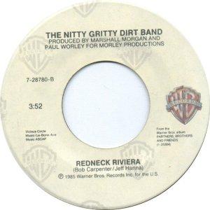 NITTY GRITTY - WARNER BROS 28780 B