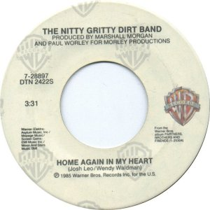 NITTY GRITTY - WARNER BROS 28897 A