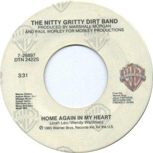 NITTY GRITTY - WARNER BROS 28897 A
