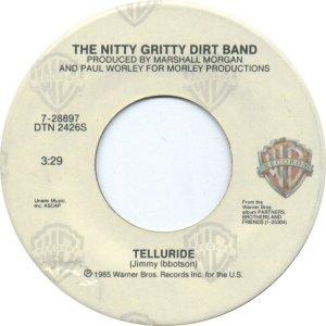 NITTY GRITTY - WARNER BROS 28897 B