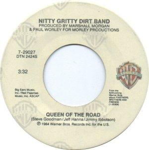 NITTY GRITTY - WARNER BROS 29027 B