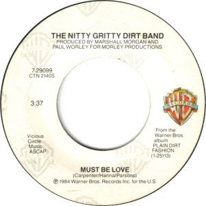 NITTY GRITTY - WARNER BROS 29099 C
