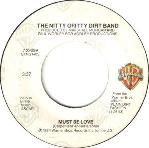 NITTY GRITTY - WARNER BROS 29099 C