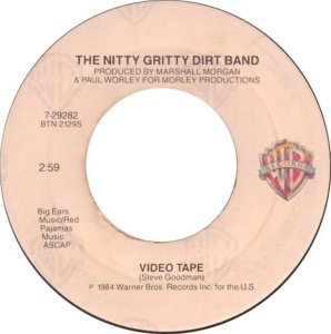 NITTY GRITTY - WARNER BROS 29282 C