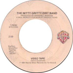 NITTY GRITTY - WARNER BROS 29282 C