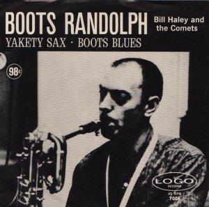RANDOLPH BOOTS RECORD