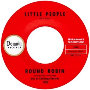 ROUND ROBIN 01
