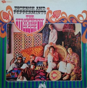 STRAWBERRY ALARM CLOCK LP 01
