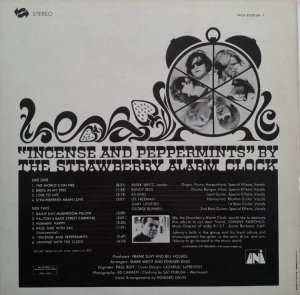 STRAWBERRY ALARM CLOCK LP 02