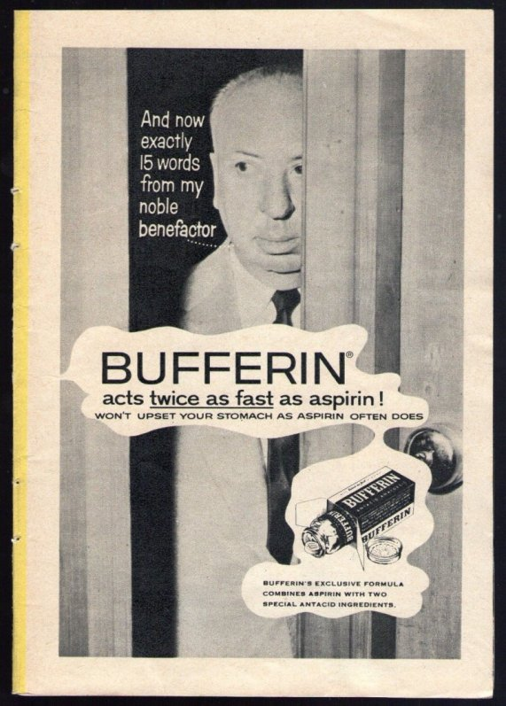 1956 BUFFERIN