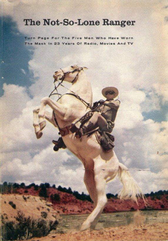 1956 LONE RANGER