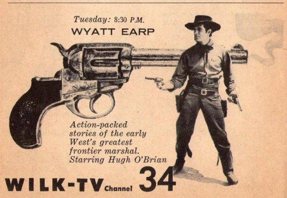 1956 WYATT EARP
