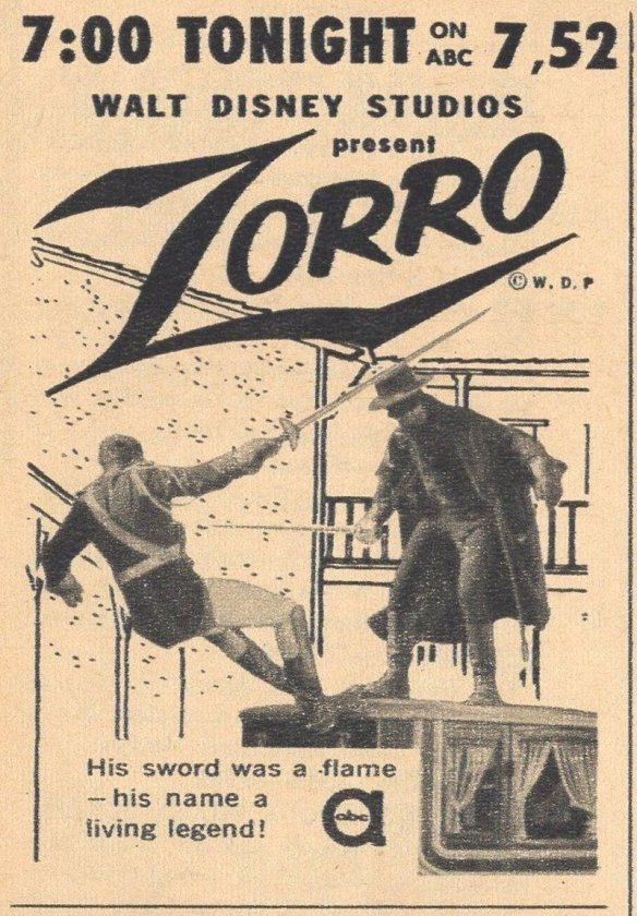 1957 ZORRO