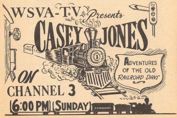1958 CASEY JONES