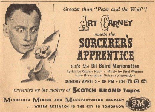 1959 SORCERER'S