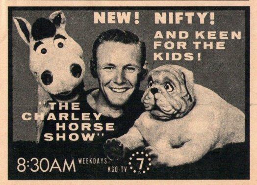 1960 CHARLEY HORSE