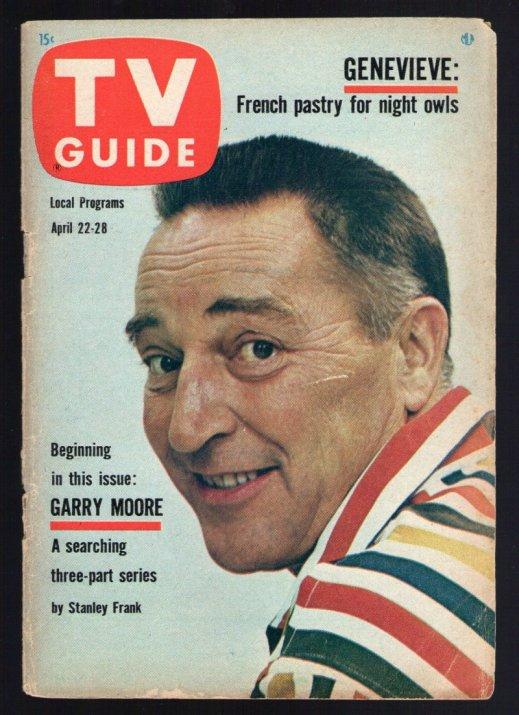 1961 GARRY MOORE