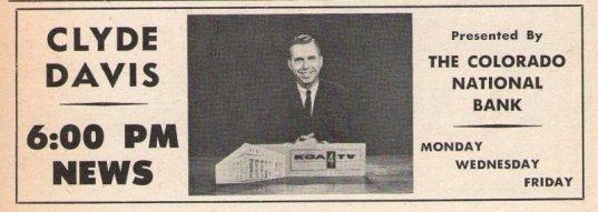 1961 KOA DAVIS