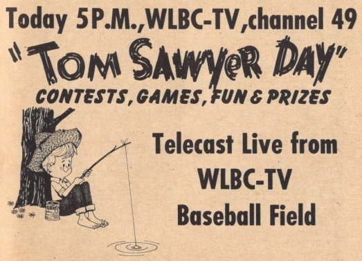 1962 TOM SAWYER DAY