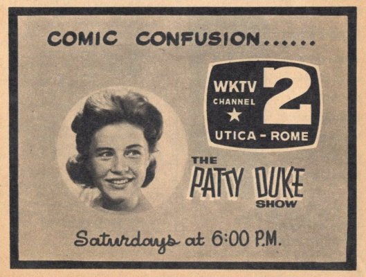 1964 PATTY DUKE