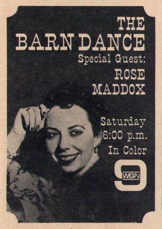 1965 BARN DANCE