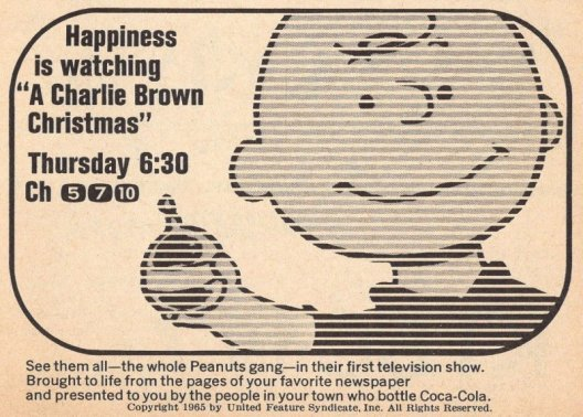 1965 CHARLIE BROWN