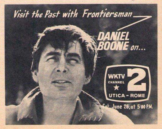 1965 DANIEL BOONE