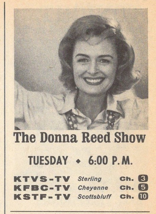1965 DONNA REED