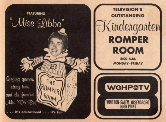 1965 ROMPER ROOM