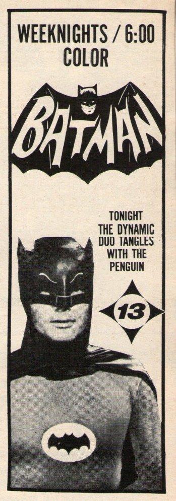 1968 BATMAN